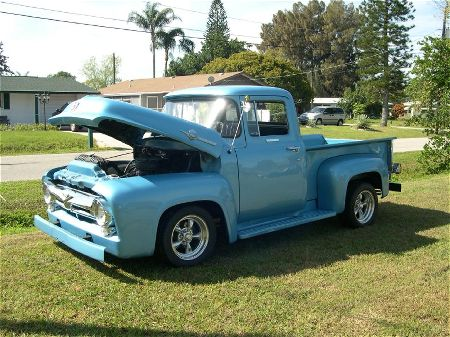 Ford F-series 1950 photo - 5