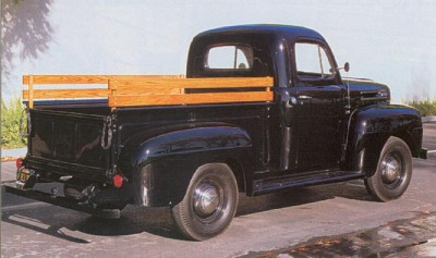 Ford F-series 1950 photo - 6