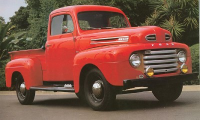 Ford F-series 1950 photo - 7