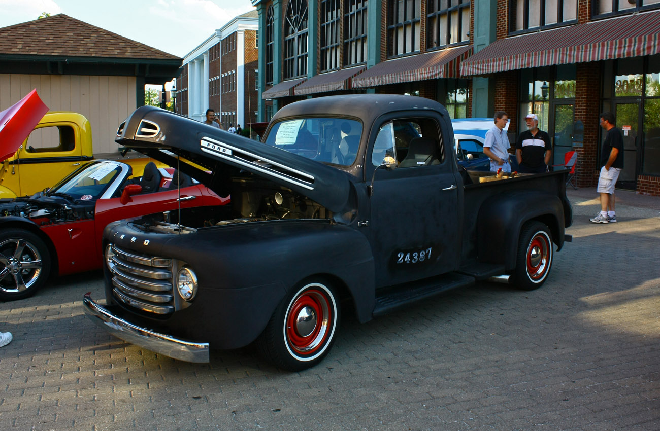 Ford f1 1948 photo - 2