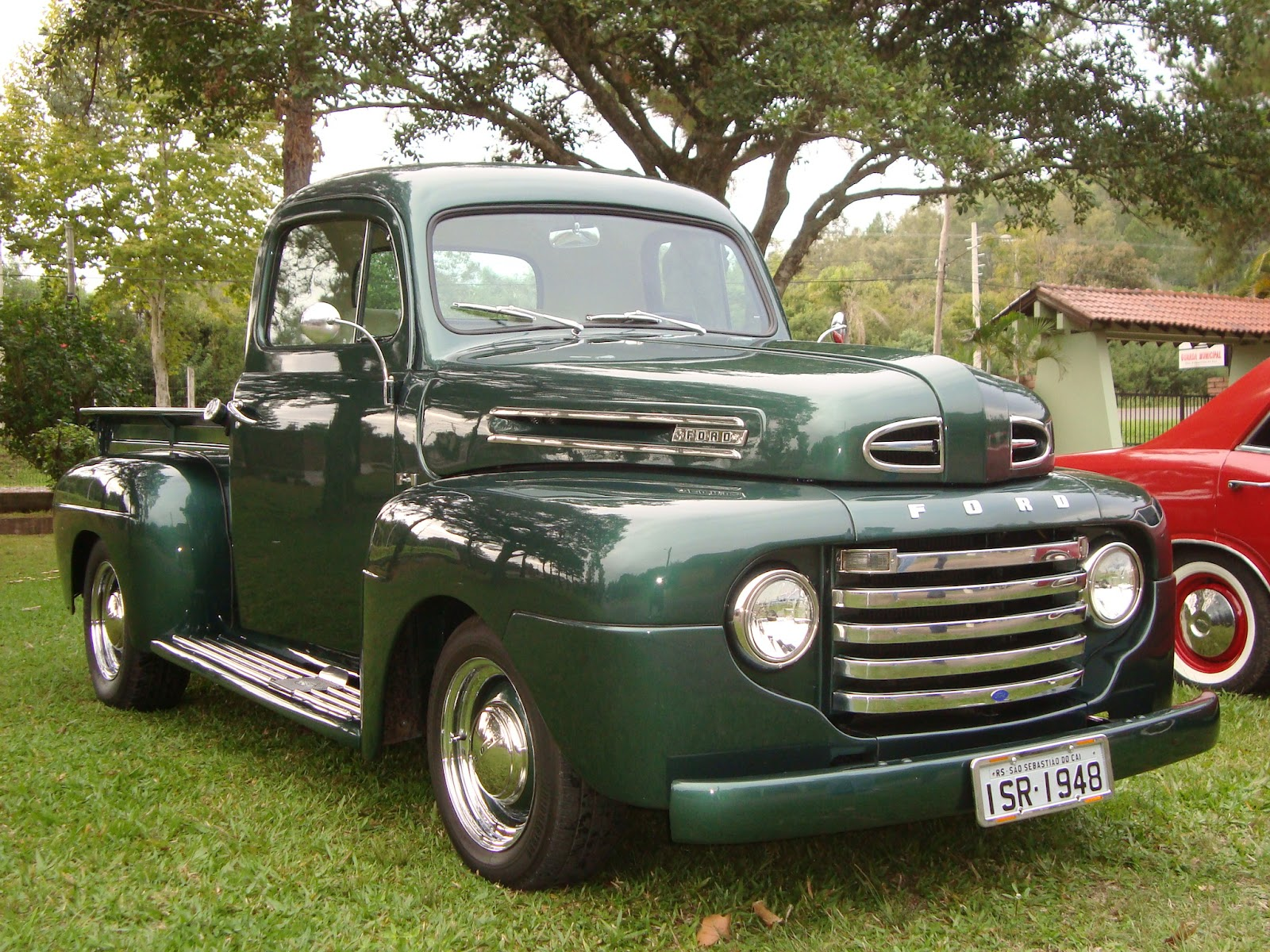 Ford f1 1948 photo - 4
