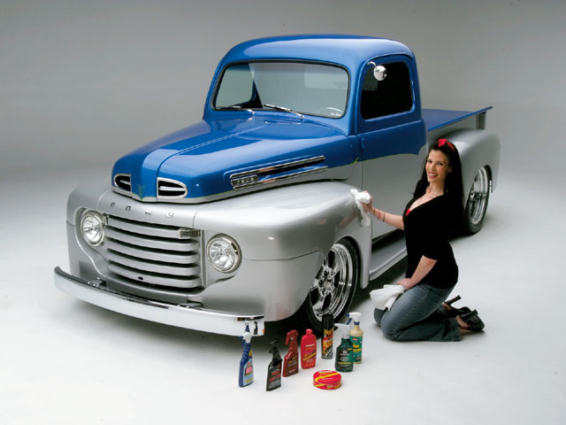 Ford f1 1950 photo - 5