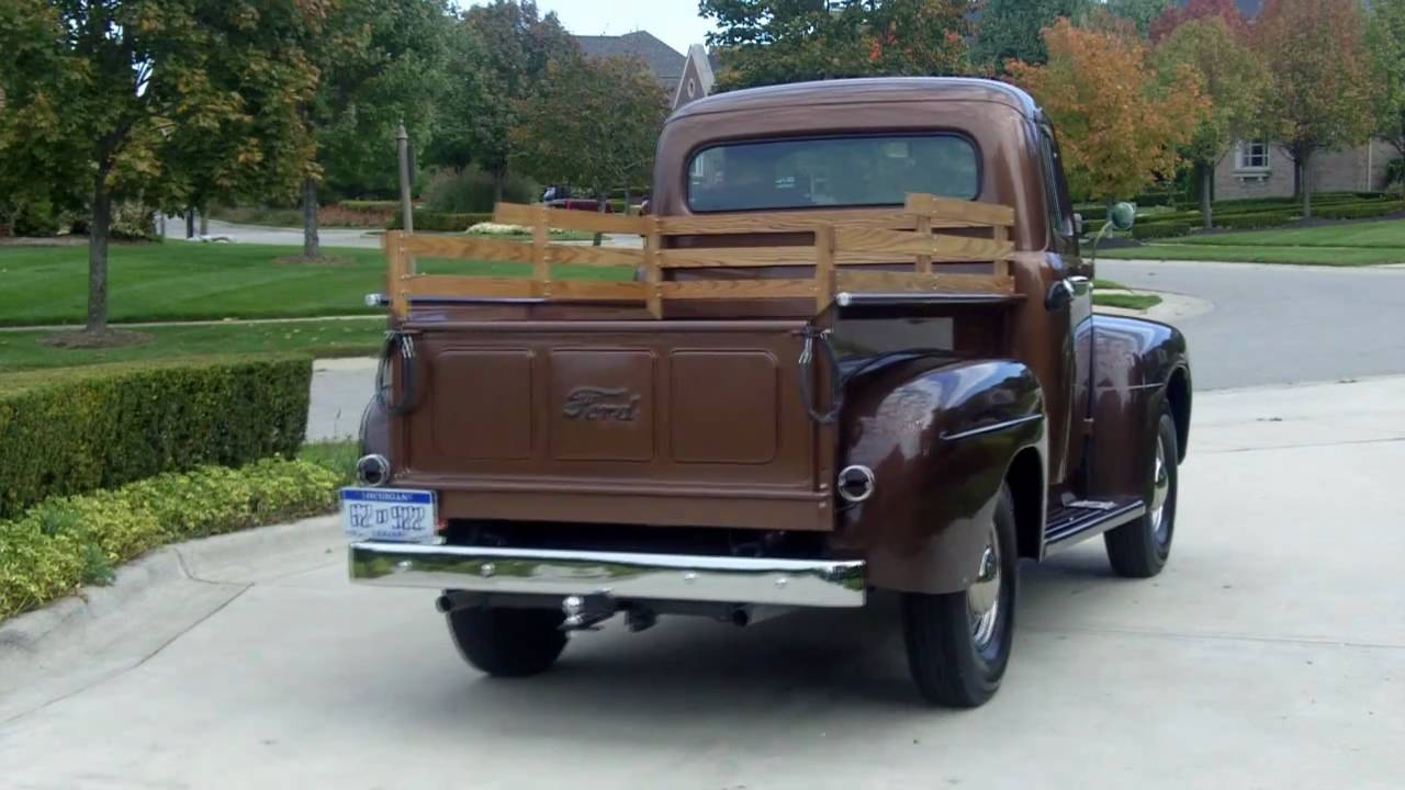 Ford f1 1951 photo - 10