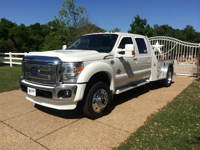 Ford f550 2015 photo - 1