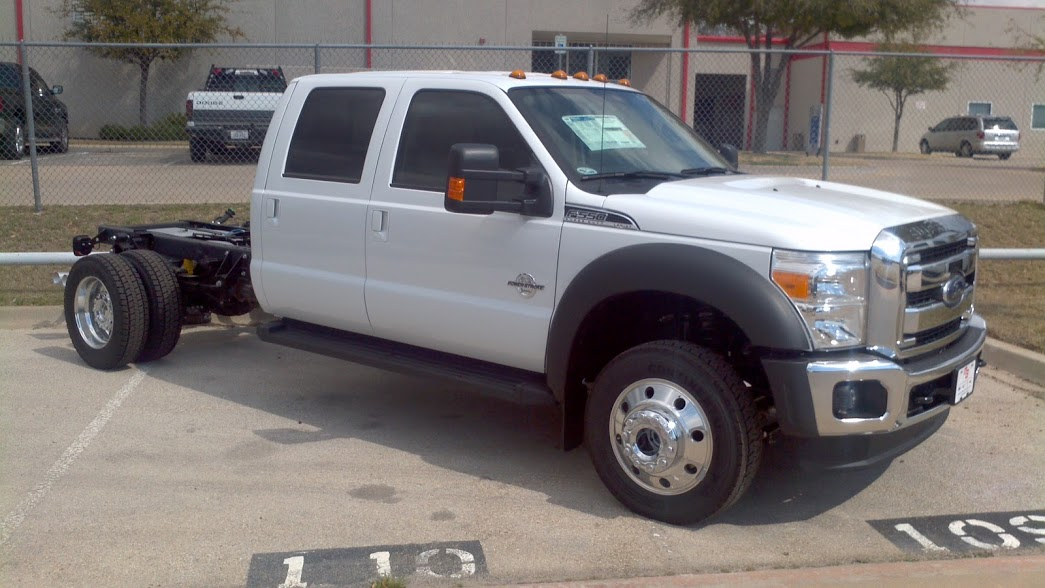 Ford f550 2015 photo - 7