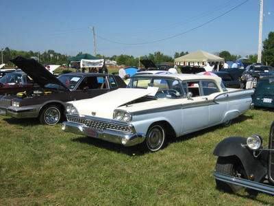 Ford fairlane 1959 photo - 7