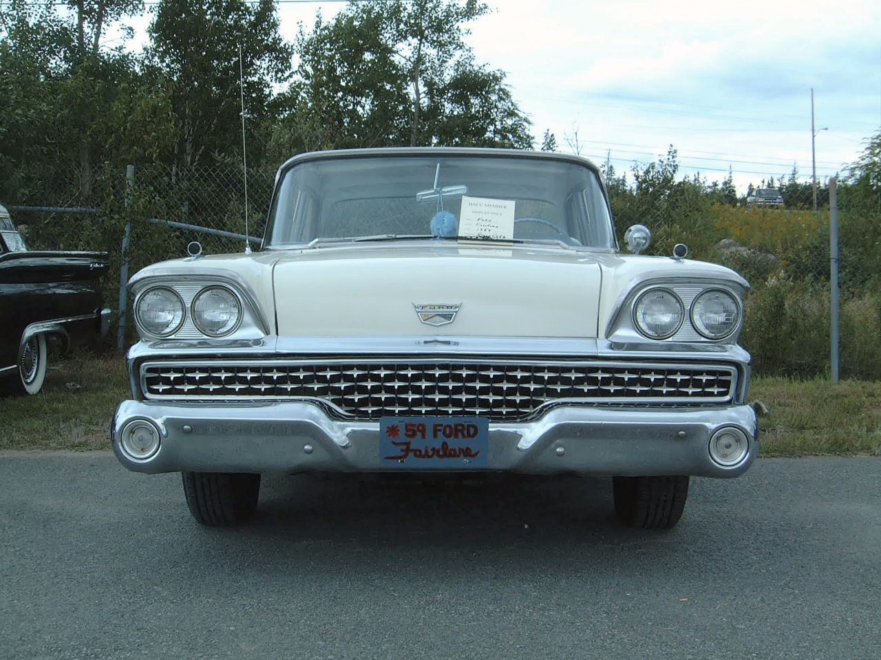 Ford fairlane 1959 photo - 8