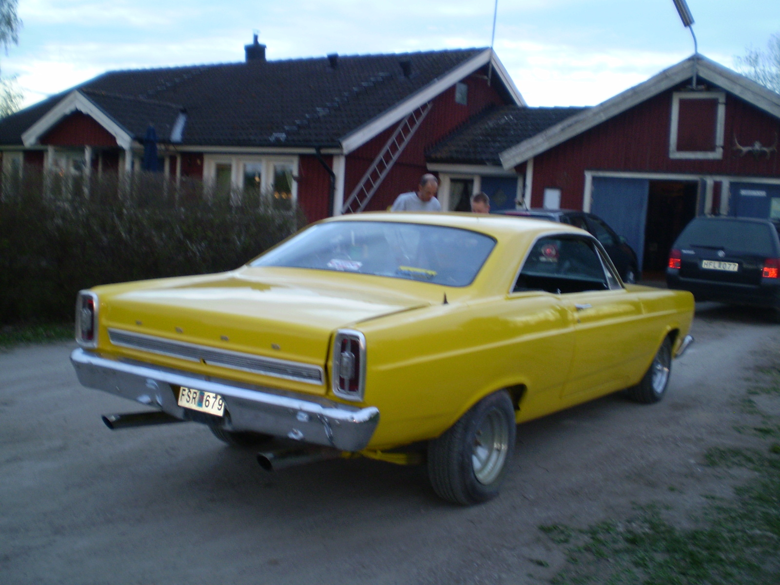 Ford fairlane 1971 photo - 10