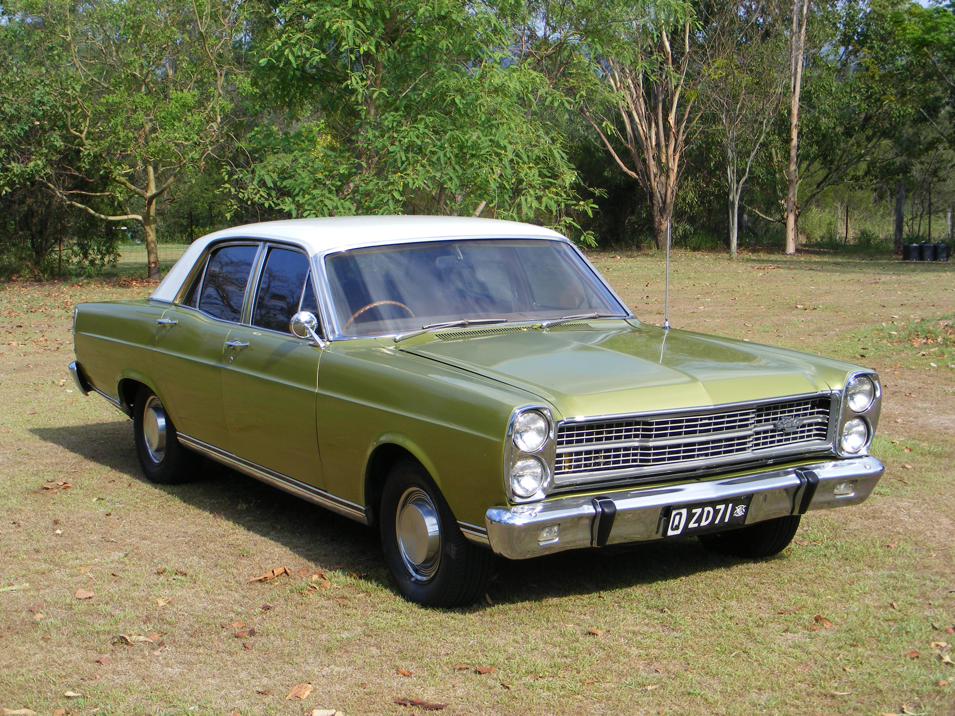 Ford fairlane 1971 photo - 2