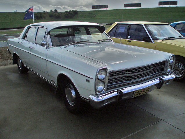 Ford fairlane 1971 photo - 8