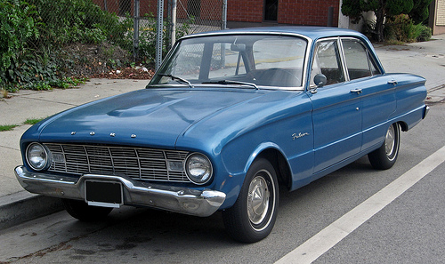 Ford Falcon 1960 photo - 6