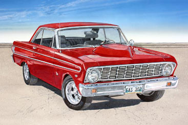 Ford falcon 1964 photo - 5