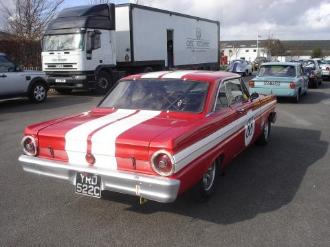 Ford falcon 1964 photo - 6