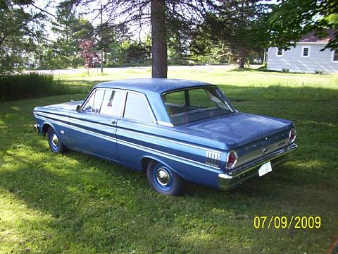 Ford falcon 1964 photo - 8