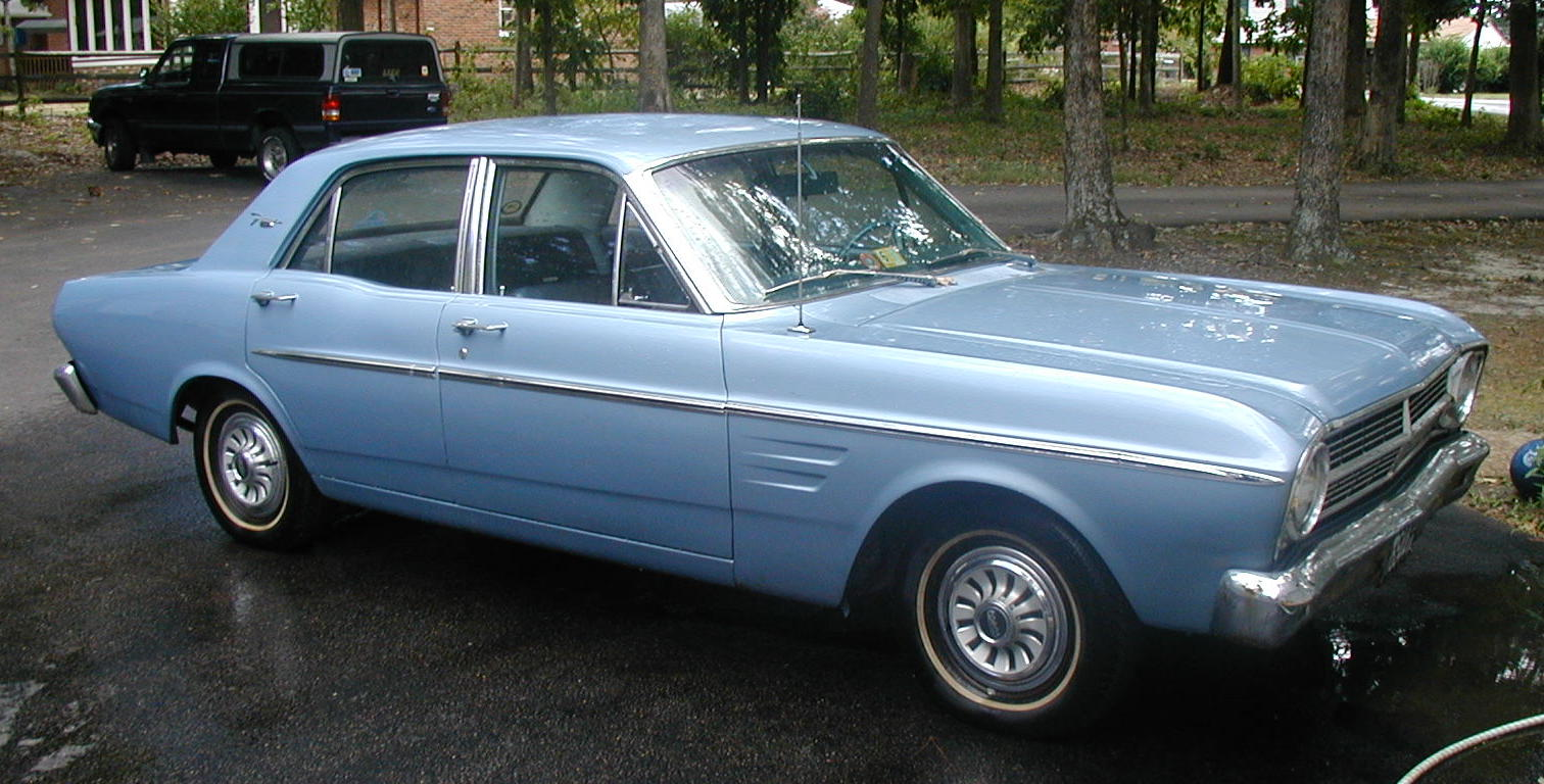 Ford Falcon 1967: Review, Amazing Pictures and Images – Look