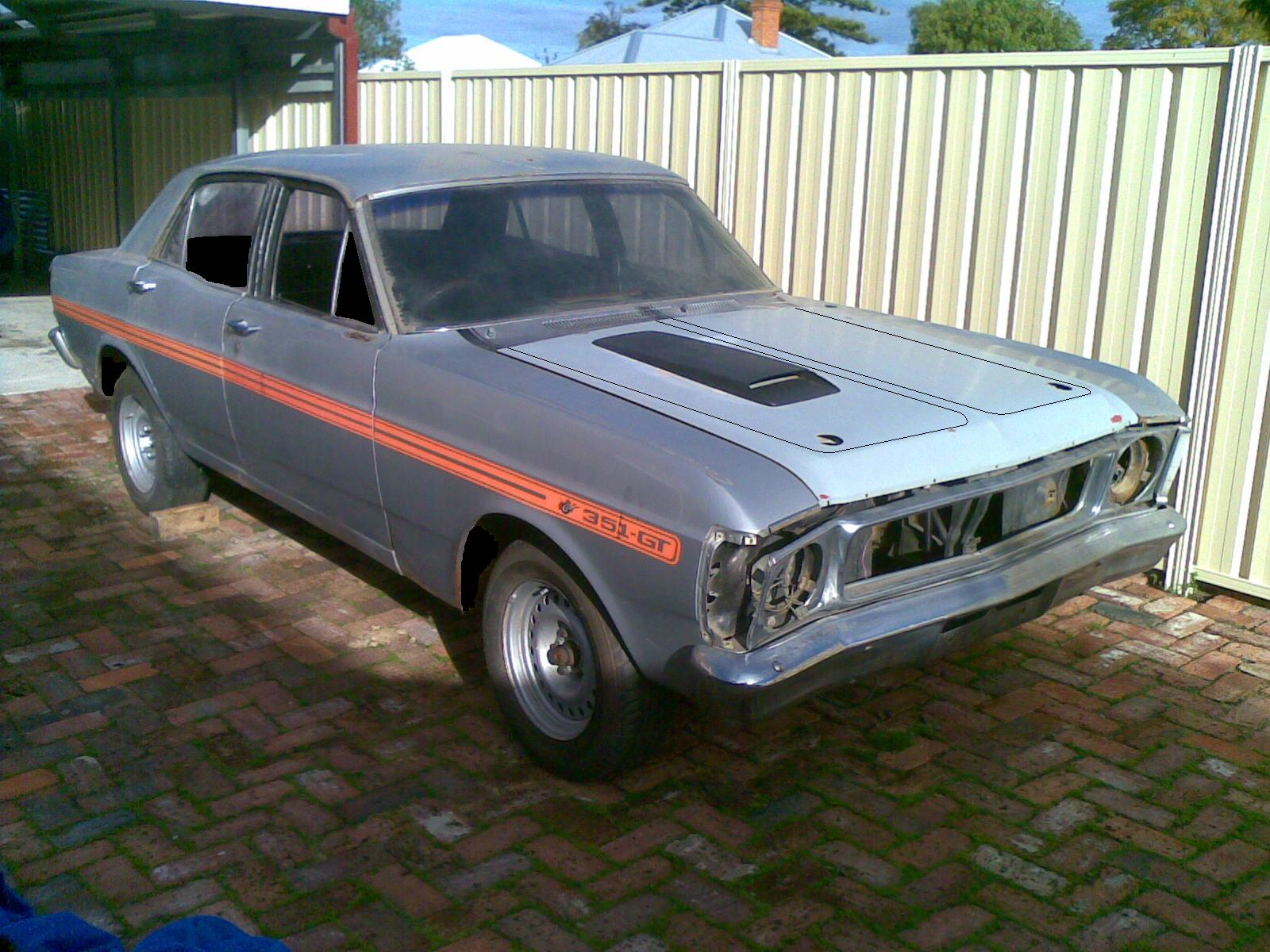 Ford falcon 1969 photo - 3
