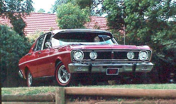 Ford falcon 1969 photo - 6