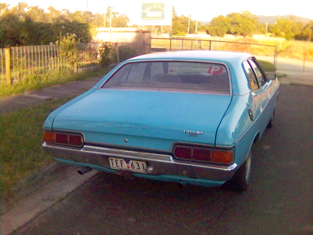 Ford falcon 1975 photo - 2