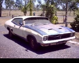 Ford falcon 1975 photo - 8