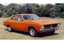 Ford falcon 1976 photo - 2