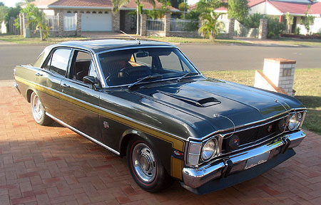 Ford falcon 1982 photo - 10