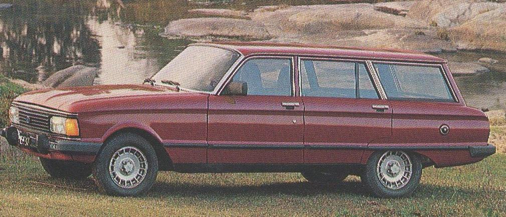 Ford falcon 1982 photo - 4