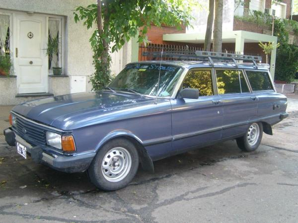Ford falcon 1987 photo - 10