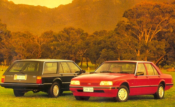 Ford falcon 1987 photo - 2