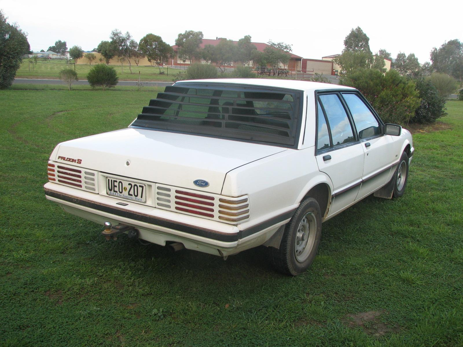 Ford falcon 1987 photo - 9
