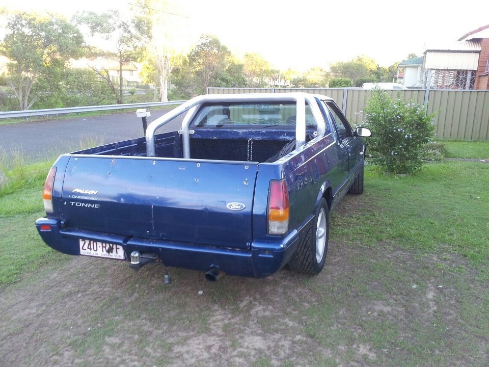 Ford falcon 1998 photo - 3