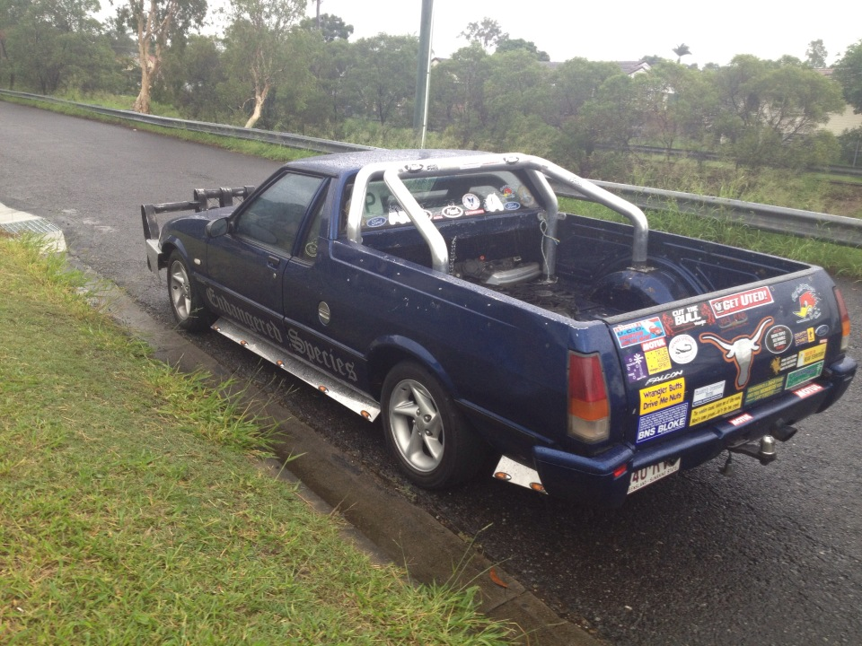 Ford falcon 1998 photo - 7
