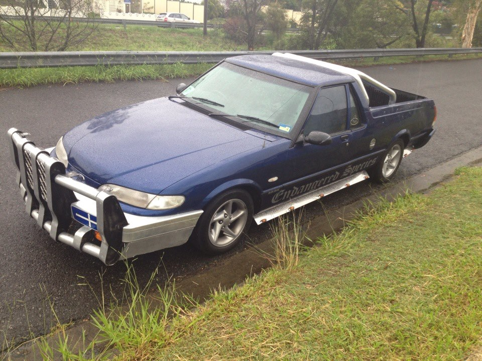Ford falcon 1998 photo - 8