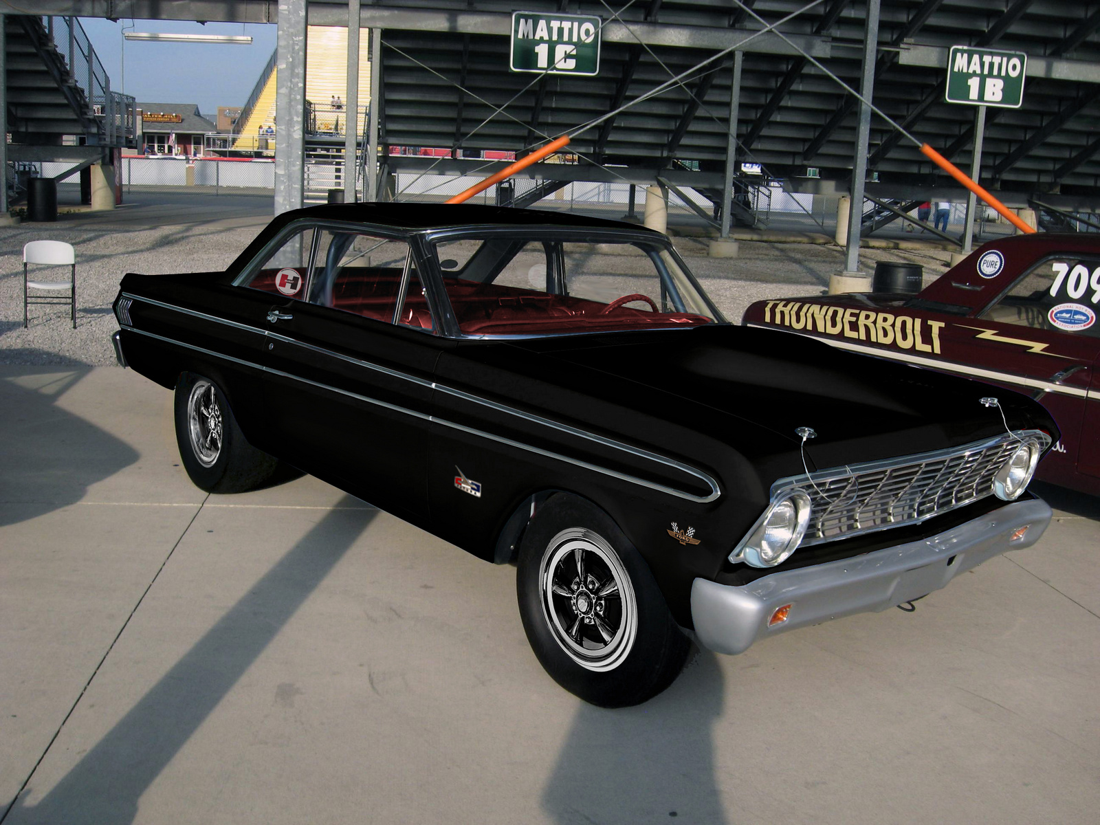 Ford falcon 2002 photo - 4