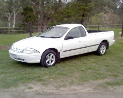 Ford falcon 2002 photo - 5