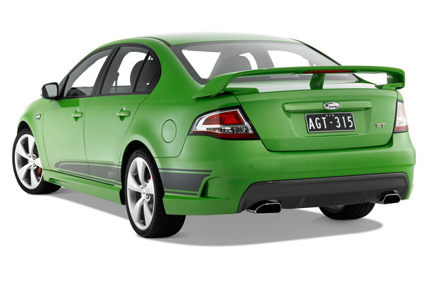 Ford falcon 2011 photo - 6