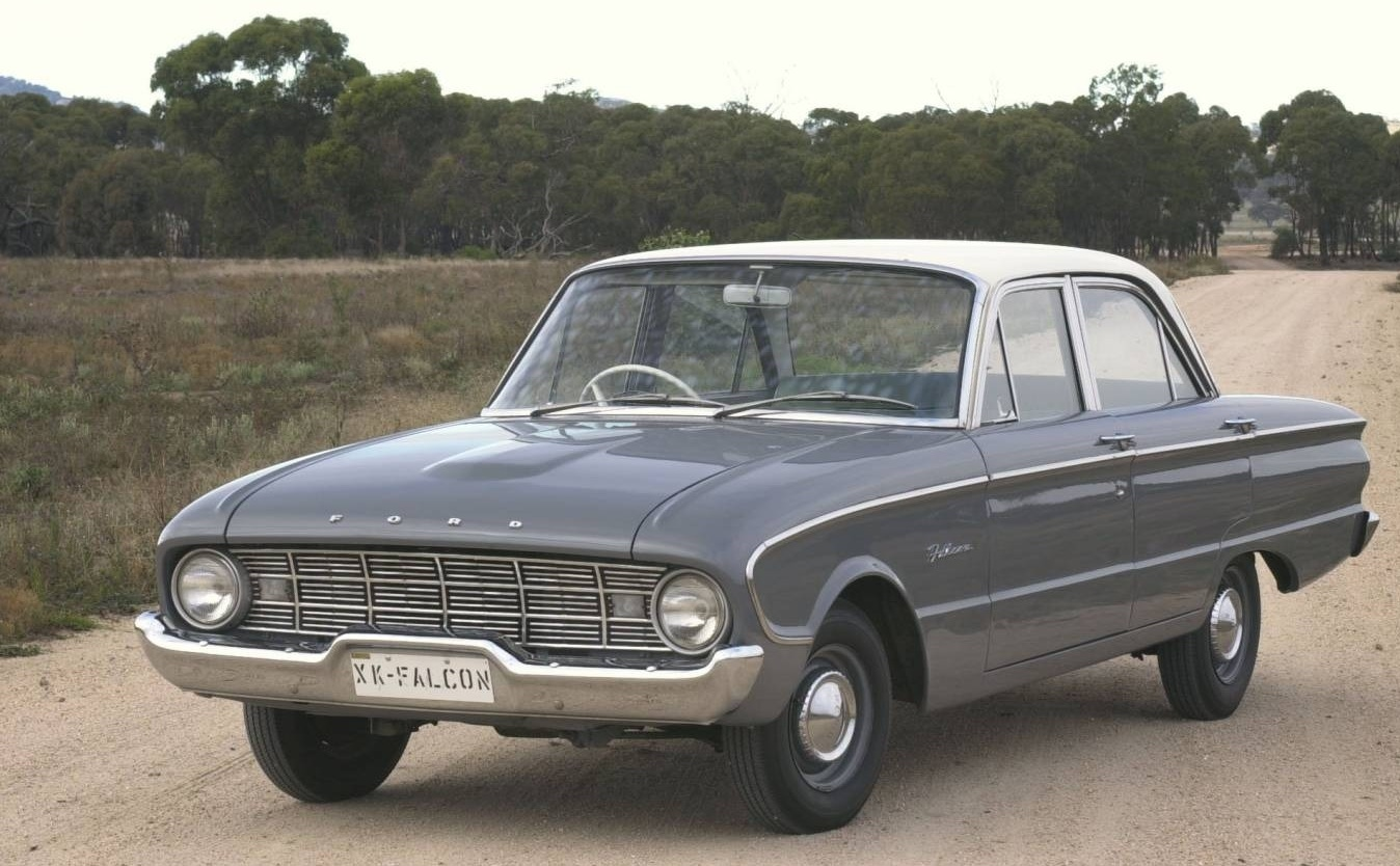 Ford falcon 2011 photo - 7