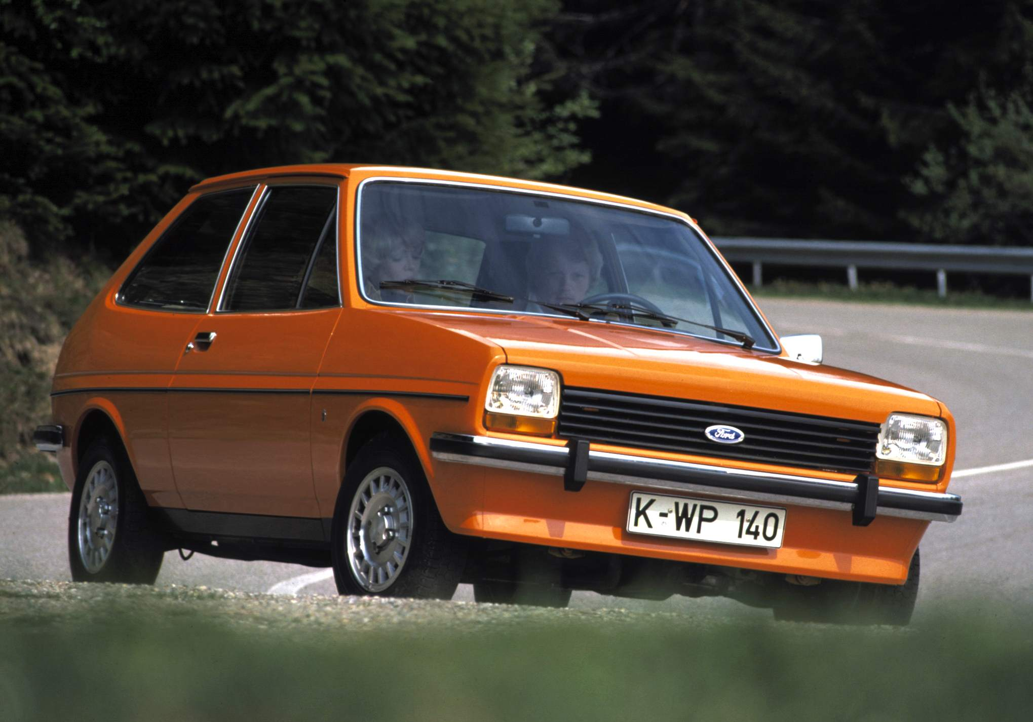 Ford Fiesta 1980 Review Amazing Pictures And Images Look At The Car
