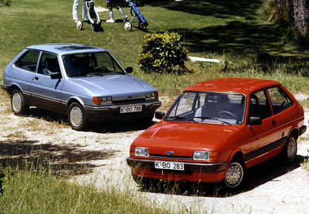 Ford fiesta 1985 photo - 2