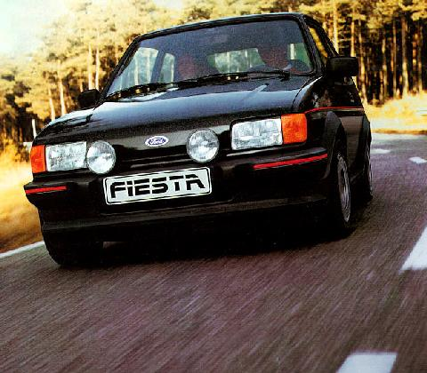 Ford fiesta 1985 photo - 9