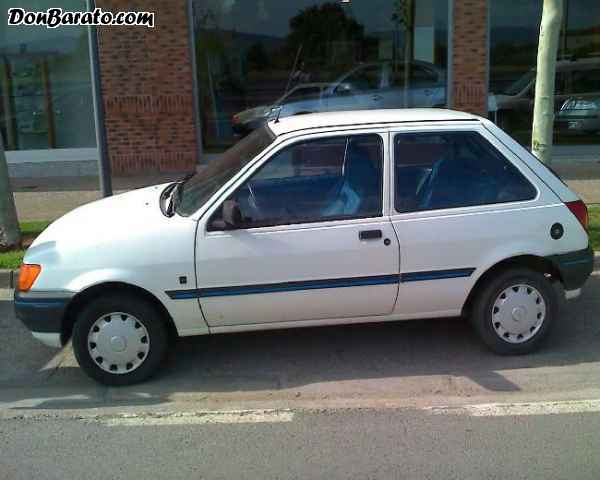 Ford fiesta 1993 photo - 2