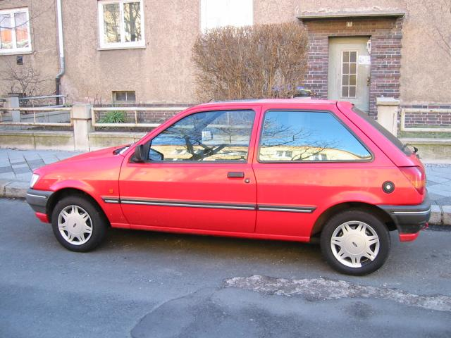 Ford fiesta 1993 photo - 5