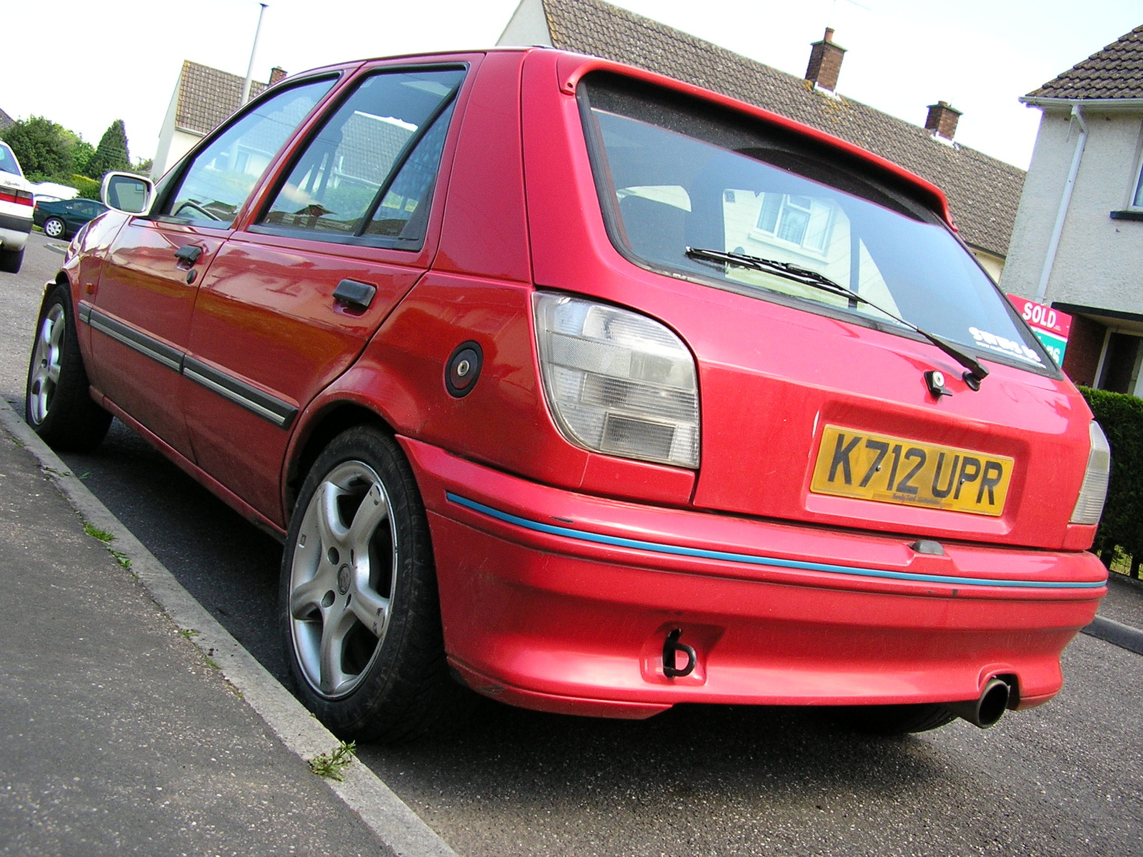 Ford fiesta 1993 photo - 8