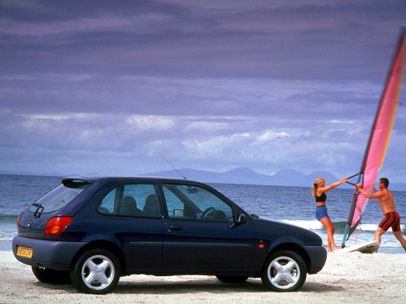 Ford fiesta 1995 photo - 6