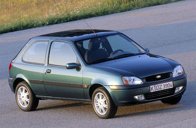 Ford fiesta 1995 photo - 8