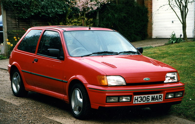 Ford fiesta 1995 photo - 9