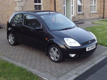 Ford fiesta 2003 photo - 10