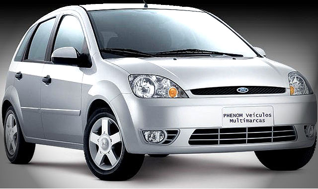 Ford fiesta 2003 photo - 2