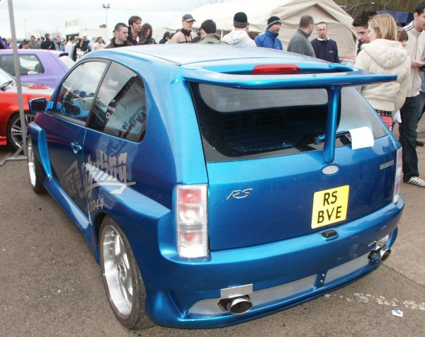 Ford fiesta 2003 photo - 3