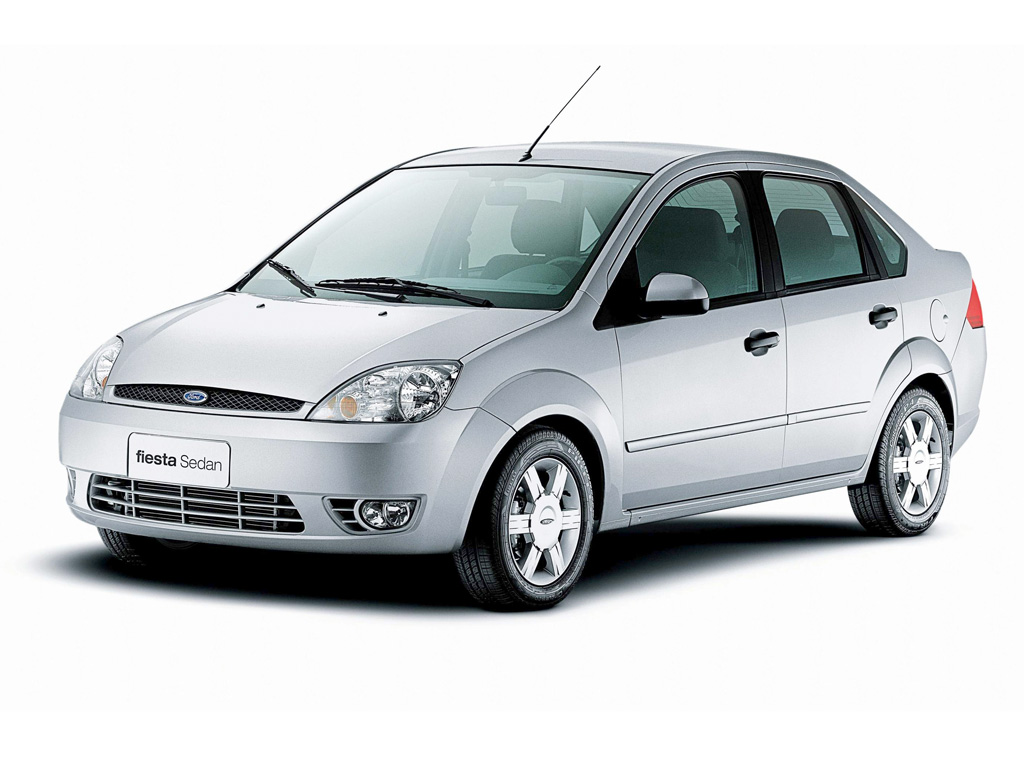 Ford fiesta 2003 photo - 8