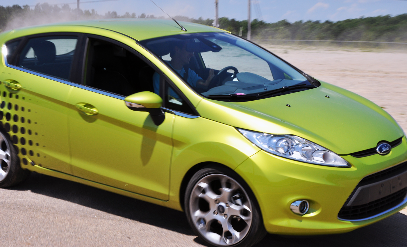 Ford fiesta 2009 photo 7